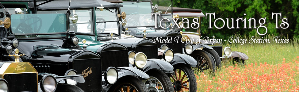 Texas Touring Ts banner
